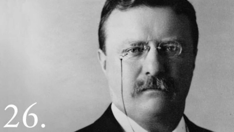 Theodore Roosevelt: 'The Only Good Indians Are the Dead Indians'