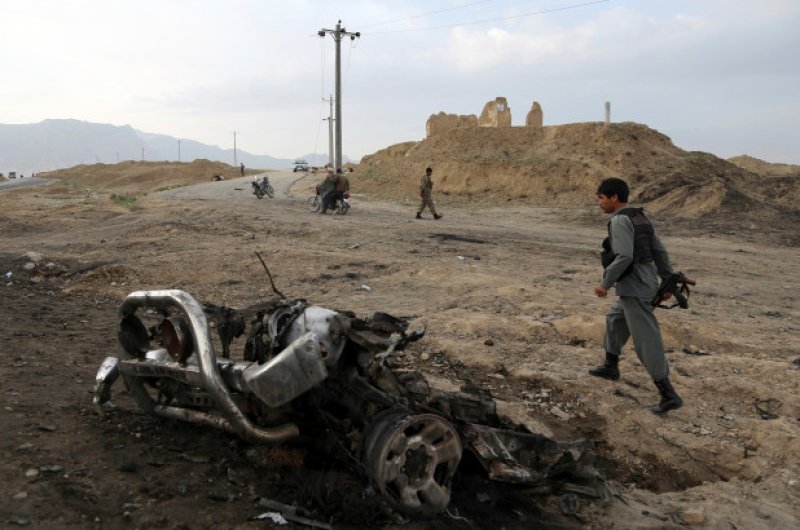 Russia secretly offered bounties on US troops to Taliban, report says