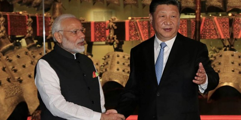 Nuclear powers, a disputed border and an uneasy truce: Explaining the India-China conflict