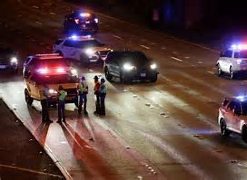 2 women hit by speeding Jaguar on closed Seattle freeway during protests - Chicago Tribune