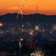 Illegal Fireworks Lit Up Los Angeles On the 4th