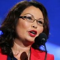 Tammy Duckworth: Tucker Carlson Doesn't Know What Patriotism Is. Neither does President Trump.