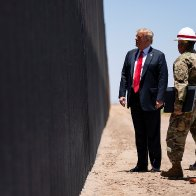 Trump on private border wall segment: 'It was only done to make me look bad' - POLITICO