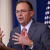 Mulvaney calls U.S. coronavirus testing abilities 'inexcusable,' breaking from Trump