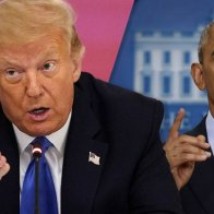 Trump again directs blame at Obama as coronavirus pandemic worsens in U.S.