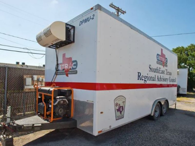 Refrigerated trucks requested in Arizona, Texas as morgues reach capacity amid COVID-19 surge