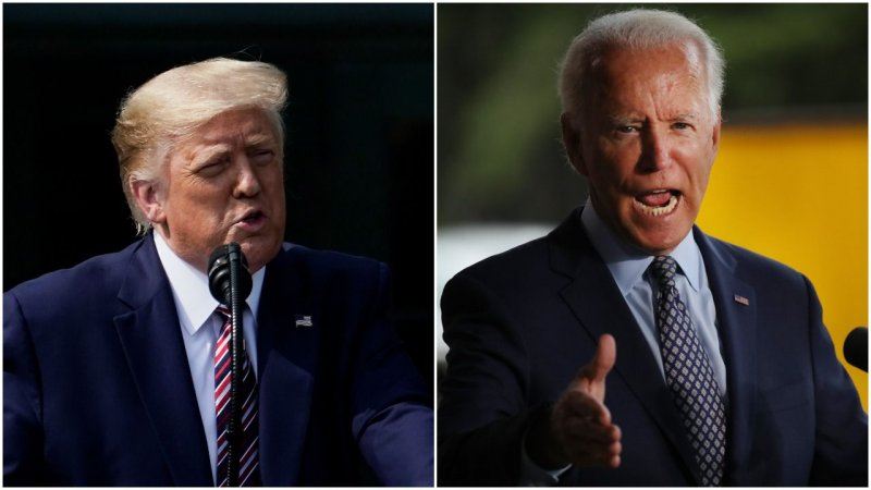 Biden leads Trump by 15 points in Washington Post/ABC poll amid pandemic - Axios