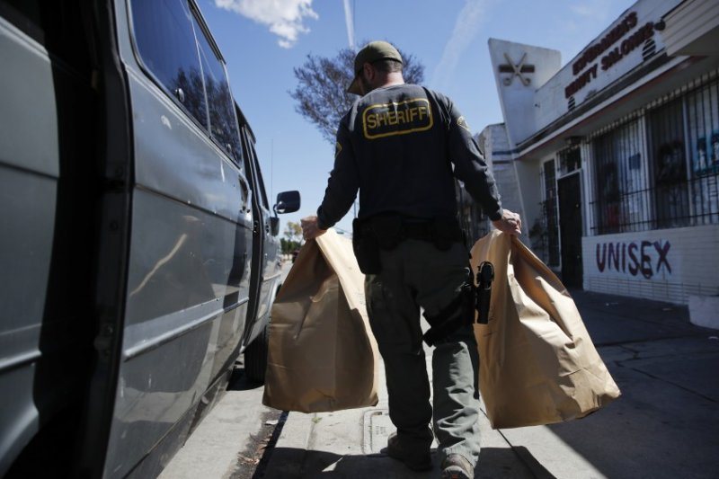 California weighs steep new fines to combat illegal cannabis sellers