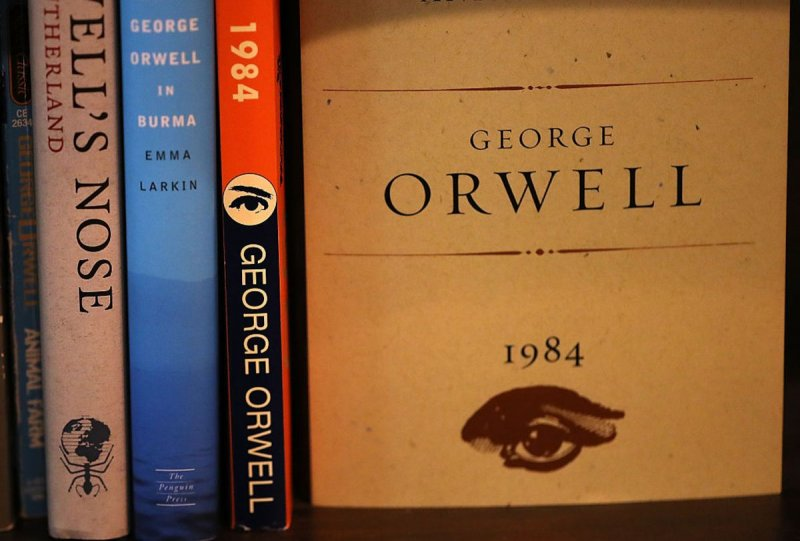 Trump's 2019 and Orwell's '1984' Have Too Much in Common