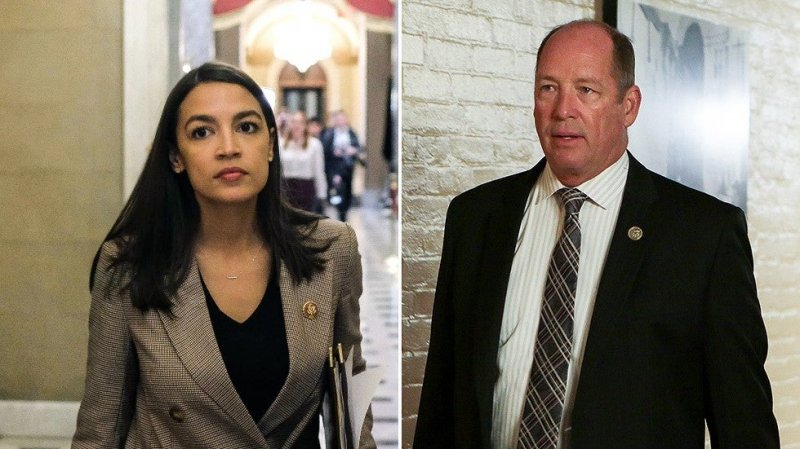 Ocasio-Cortez accosted by GOP lawmaker over remarks: 'That kind of confrontation hasn't ever happened to me' | TheHill