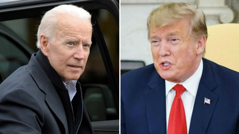 New poll shows Biden with 1-point lead on Trump in Texas