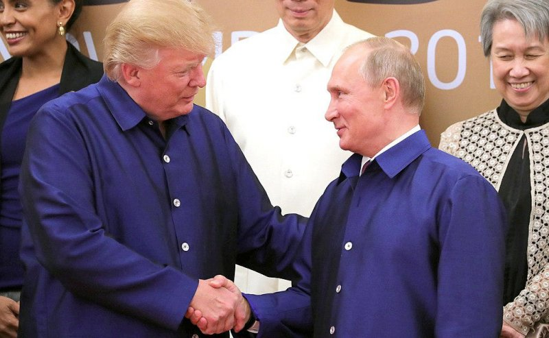 50 reasons we know Trump owes a debt to Putin
