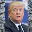 Donald Trump caught stealing from his own campaign