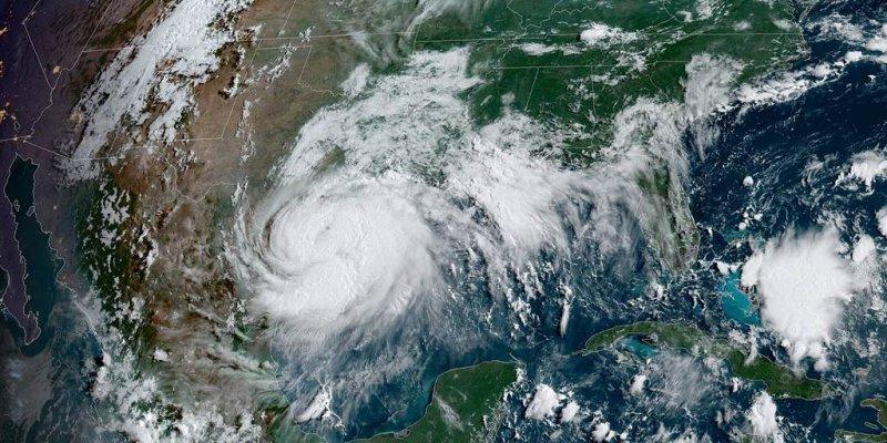Hurricane Hanna makes landfall in Texas as state struggles with coronavirus