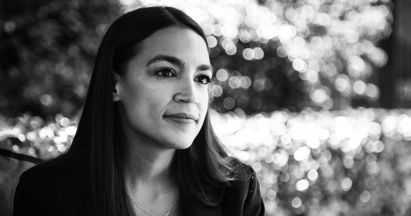 What's So 'Disruptive' About AOC Standing Up for Herself?