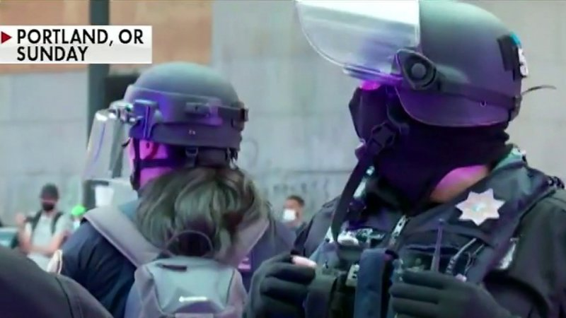Seattle police release bodycam footage of violent protests as city strapped by lawless weekend