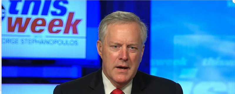 Mark Meadows Invites Foreign Governments To Help Trump Win