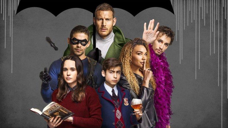 Umbrella Academy Season 2 - Netflix