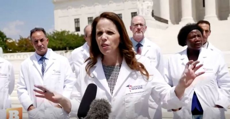 How Quack Doctors And Powerful GOP Operatives Spread Misinformation To Millions