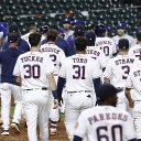 Bench-clearing confrontation over simmering Astros-Dodgers feud leads to suspensions