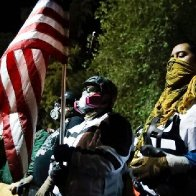 Portland sees largely peaceful night of protests with more than 1,000 demonstrators as feds prepare to withdraw | Fox News