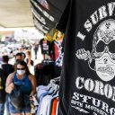 Sturgis motorcycle rally draws thousands of bikers despite coronavirus fears