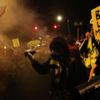Riot declared in Portland