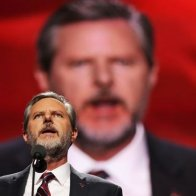 Pool Boy: Jerry Falwell Jr. 'Watched' Me Have Sex With His Wife