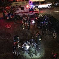 Man suspected in deadly Portland shooting is '100% ANTIFA'