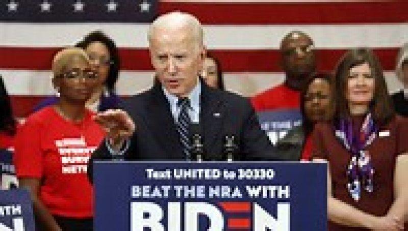 Joe Biden Blasts Trump In Campaign Speech