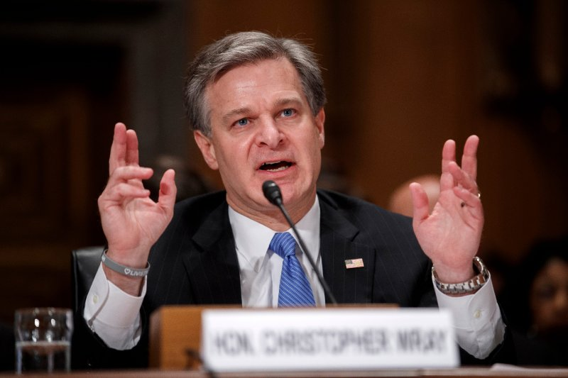 FBI director Wray: Russia 'very active' in 2020 election disruption