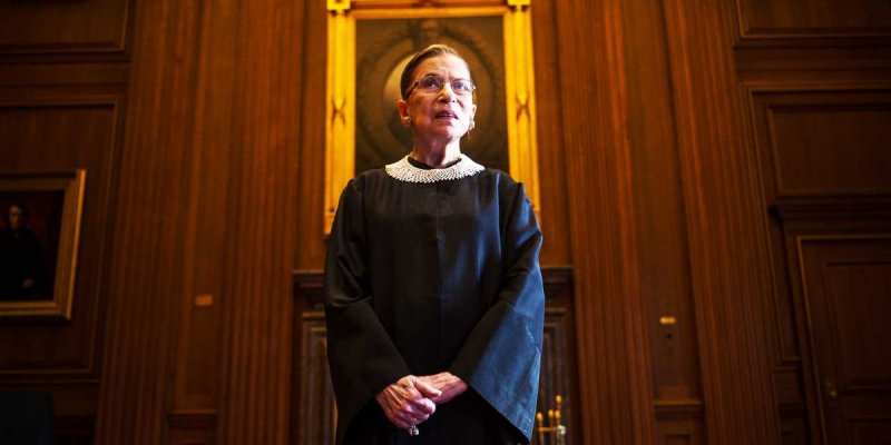 Justice Ruth Bader Ginsburg: our grim future without her - Vox