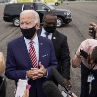 Election Poll: Biden Maintains Lead Over Trump With Likely Voters : NPR