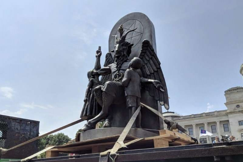 Satanic Temple raises hell over rejected abortion billboards