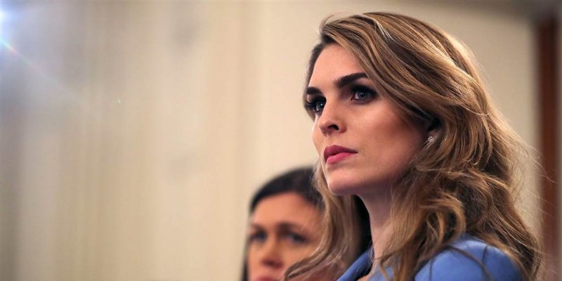 Trump says he and first lady will self-quarantine after aide Hope Hicks tests positive for Covid
