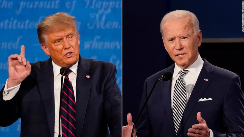 CNN Poll: Biden expands lead over Trump after contentious debate and President's Covid diagnosis