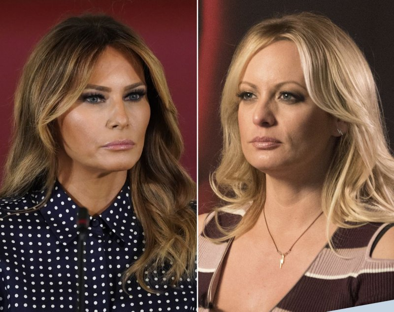 Melania Trump and Stormy Daniels call each other hookers