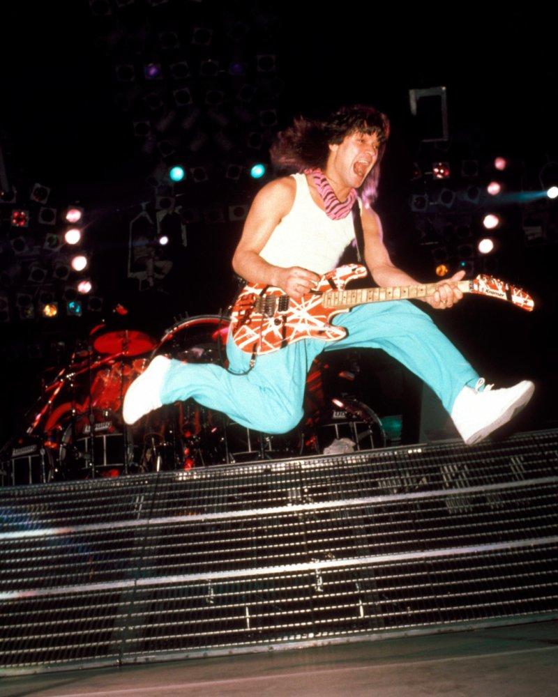 Guitar Great Eddie Van Halen Dies At Age 65