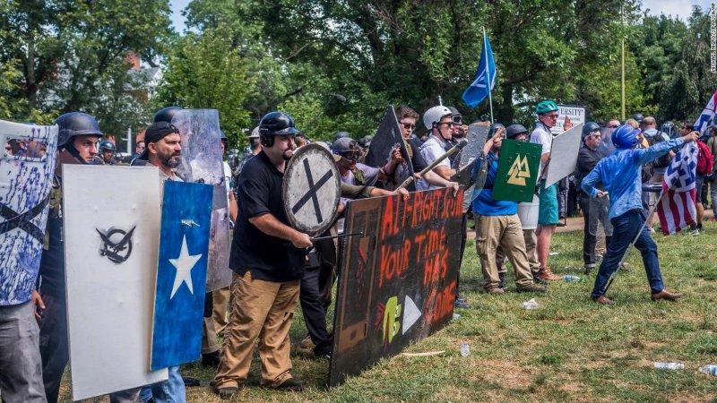 White supremacists remain deadliest US terror threat, Homeland Security report says - CNNPolitics