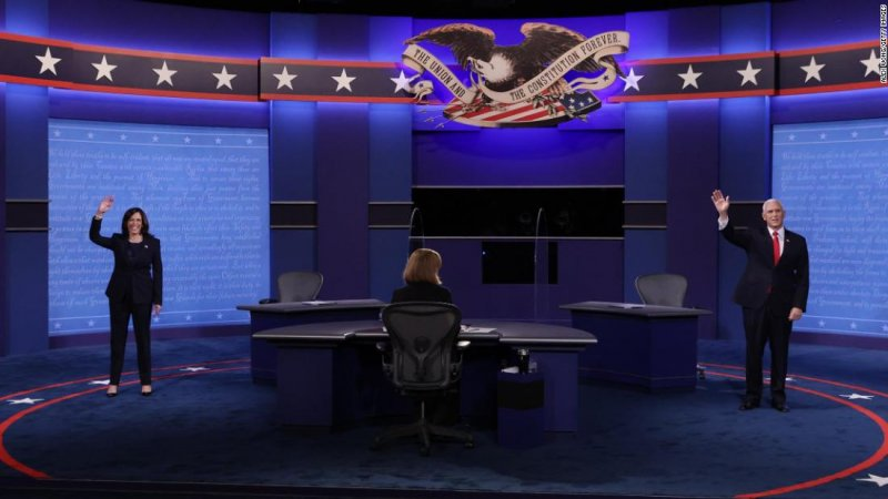 Post-debate CNN poll: Harris seen as winner in a contest that matched expectations - CNNPolitics