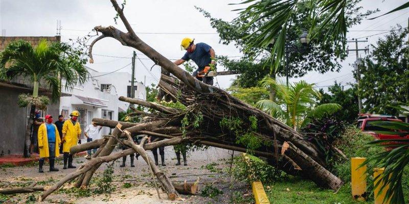 Hurricane Delta strengthens as it takes aim at storm-weary Louisiana coast