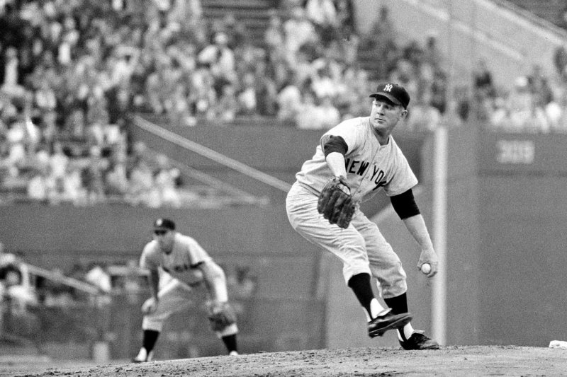 Yankees Ace White Ford Dies