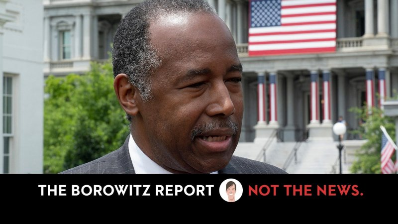 Ben Carson Wondering Where Everyone at White House Has Gone | The New Yorker