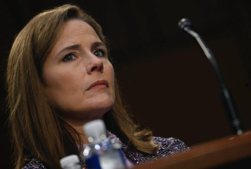 Amy Coney Barrett refused to answer Senate questions 95 times