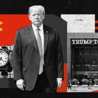 Forbes Estimates China Paid Trump At Least $5.4 Million Since He Took Office, Via Mysterious Trump Tower Lease