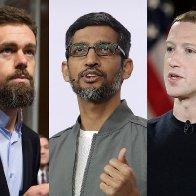 Social Media CEOs to Come Under Senate Scrutiny