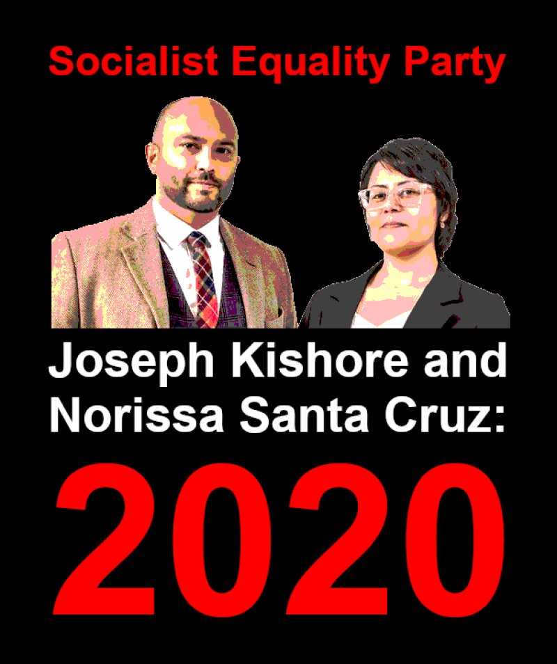 The socialist perspective in the 2020 US elections - World Socialist Web Site