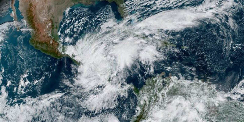 Florida now in Eta's path after it made landfall in Nicaragua as Category 4