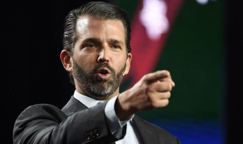 """""""Biden Had Dead People And Space Aliens Vote,"""" Declares Don Jr. - The Lint Screen"""