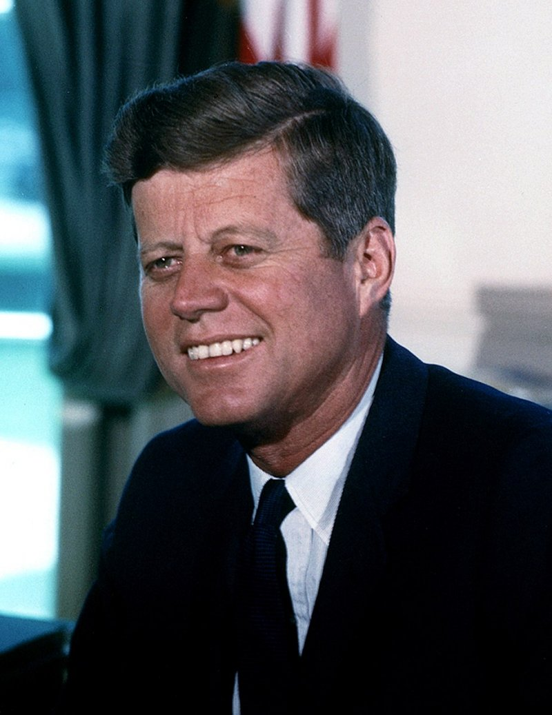 """President John F, Kennedy """"Separation of Church & State Speech"""" to The Greater Houston Ministerial Association, 9/12/1960"""